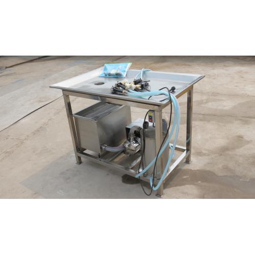 优质手动盐水注射机 不锈钢实验室专用设备