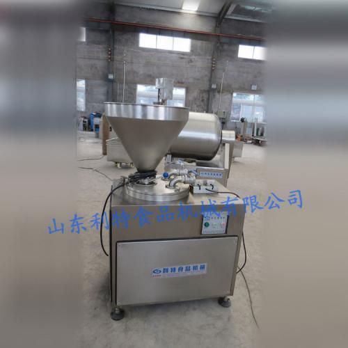 肉食品厂专用液压灌肠机