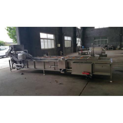 诸城利特机械专业生产蔬菜清洗机