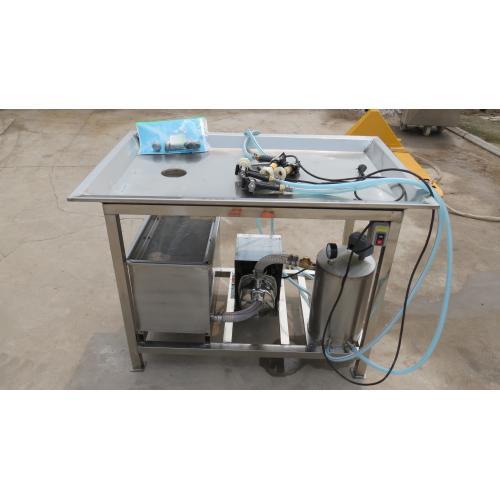 牛肉鸡鸭鹅专用自动带骨盐水注射机