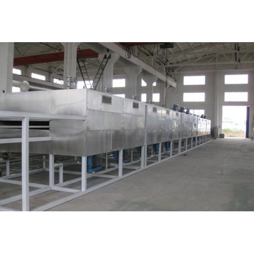 碳酸钙专用网带式干燥机厂家
