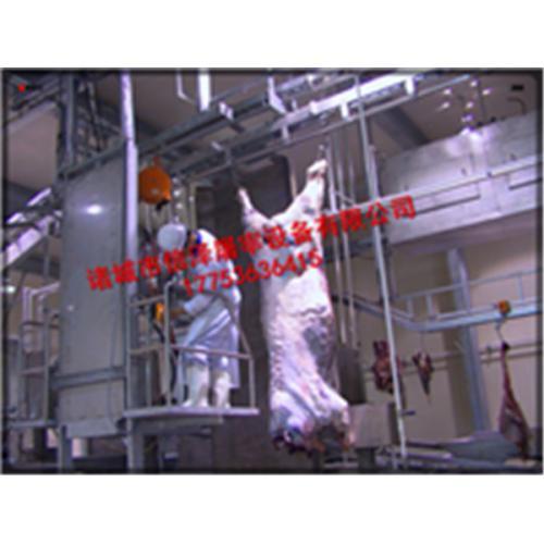 牛屠宰流水线及配套设备与屠宰配件