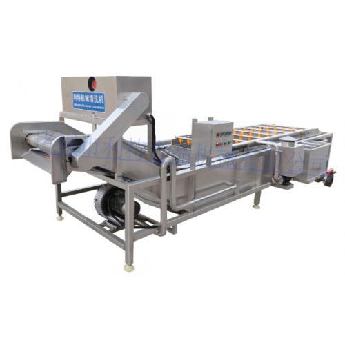 生产草莓清洗机 果蔬深加工设备 草莓清洗厂家