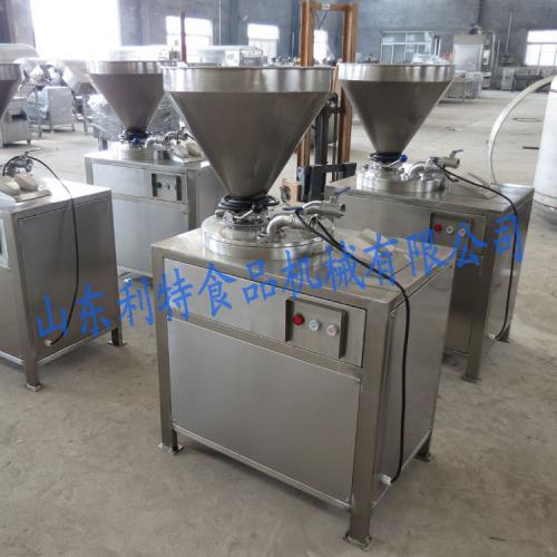 四川腊肠灌肠机 灌肠机设备 腊肠灌肠机厂家直销