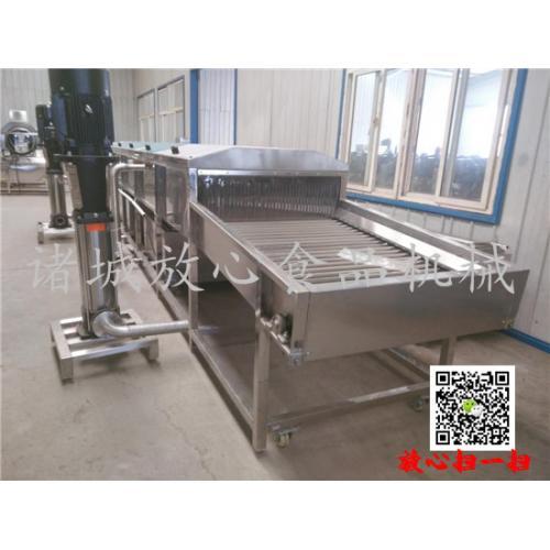 黑龙江速冻玉米加工成套设备