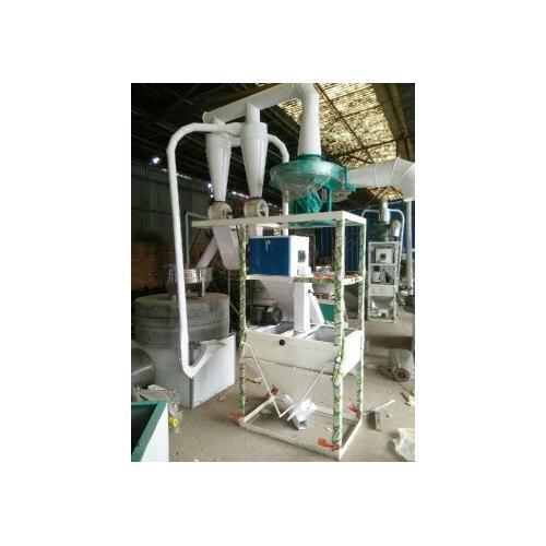 供应中科集团环保6FL系列皮芯分离型藜麦磨面机