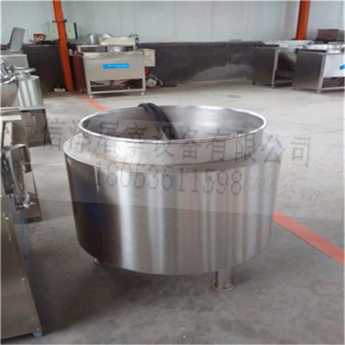 800松香锅蒸煮锅专业生产信泽屠宰设备猪牛羊头蹄脱毛黄香锅批