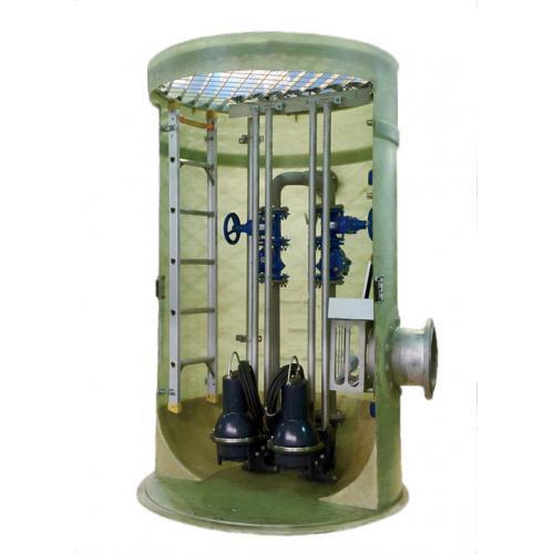 凯泉一体化提升泵站