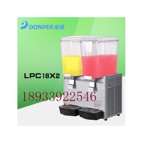 LPC18X2双缸单冷果汁机