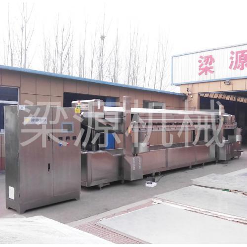 小型电加热油炸机生产公司