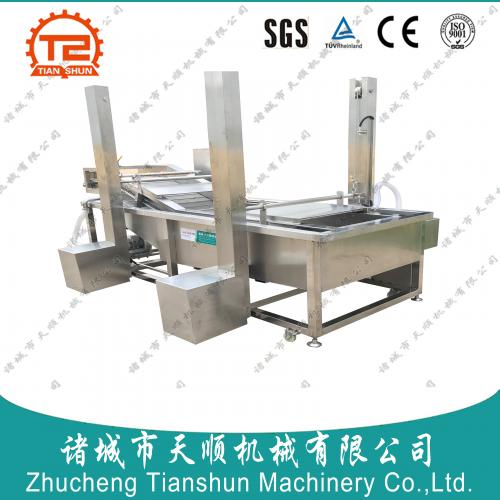 TSXQ-50型全智能化黄花鱼清洗生产线