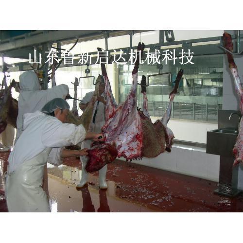 内蒙羊屠宰设备 肉羊宰杀设备