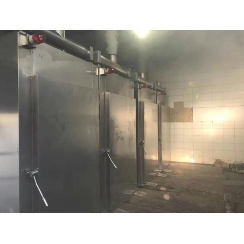 果木烟熏炉  肉制品熏蒸设备 糖熏炉厂家