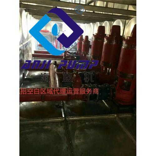 LJ消防长轴箱泵