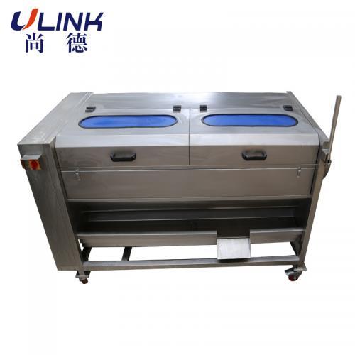 LV-1800W     大型根茎清洗脱皮