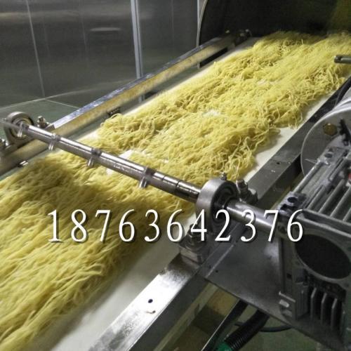 碱面自熟设备 热干面成型生产线 熟面条生产机器