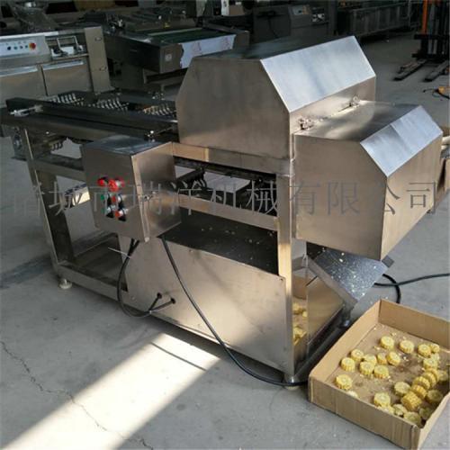 速冻玉米切段机