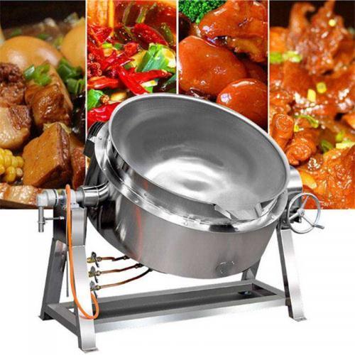电加热夹层锅 不锈钢杀菌锅
