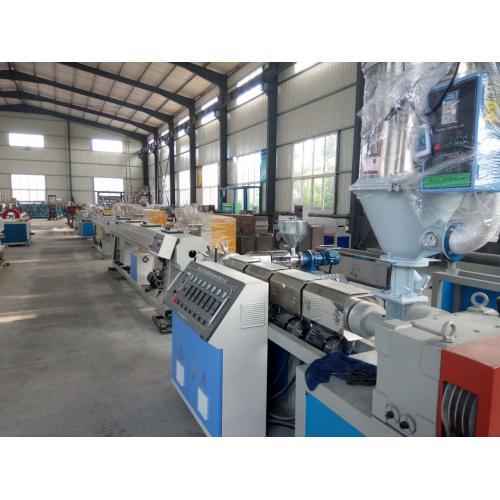 PE管生产线设备