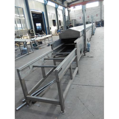河南鱼豆腐生产线设备