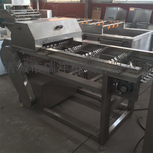 不锈钢玉米切段机