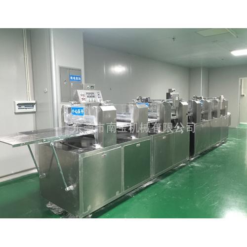 经久耐用沙琪玛生产线设备成型机