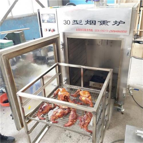 铜仁豆干烟熏炉多少钱 熏豆腐干烟熏炉
