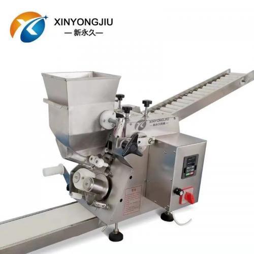 全自动仿手工饭店设备sj-100型饺子机