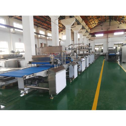 烘焙薯粉饼干生产线/韧性饼干/苏打饼干生产线