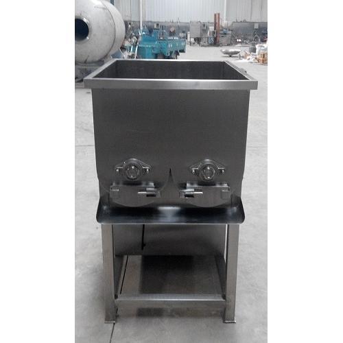 双绞龙多功能小型不锈钢拌馅机