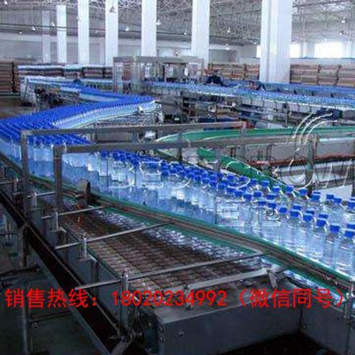 PET瓶装水生产线设备