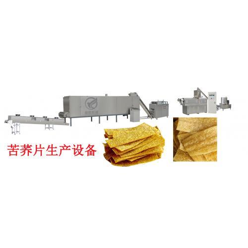 济南苦荞片生产设备