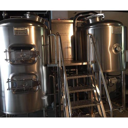 酒吧原漿啤酒設備廠精釀啤酒釀酒技術原料