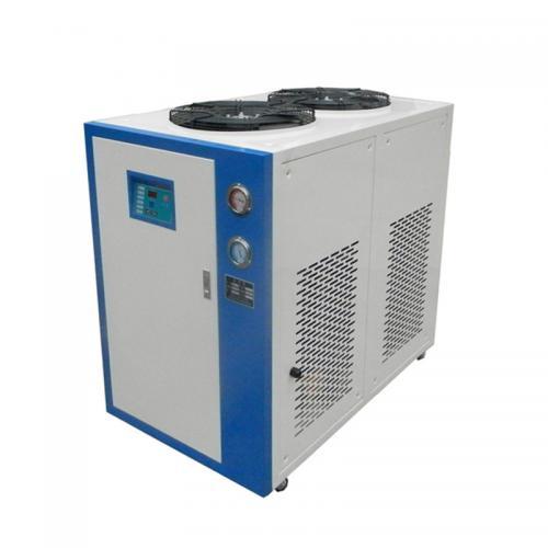 5P塑料薄膜生产专用冷水机 滚筒降温冷却机