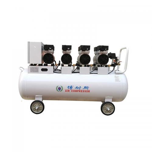 上海博耐斯食品包装静音无油空压机
