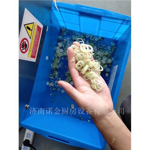 葱花切圈机 切葱花段机 切大葱段机