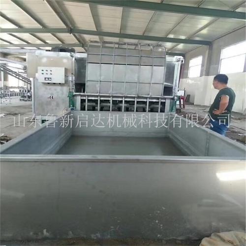 山东鲁新启达生猪电导热油烫池