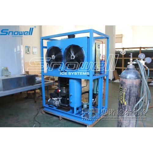 思诺威尔1吨管冰机