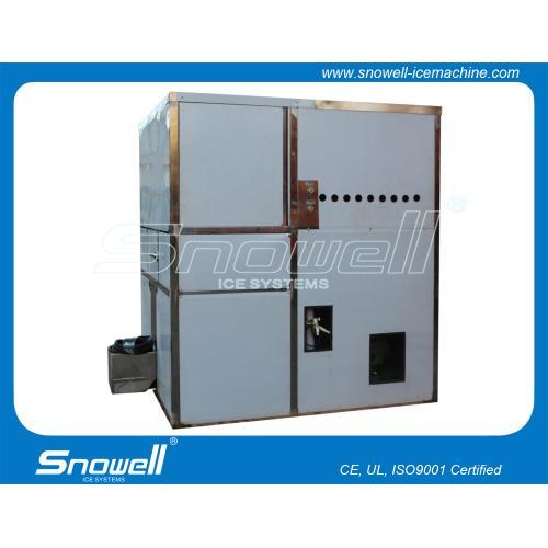 思诺威尔2吨颗粒方冰机
