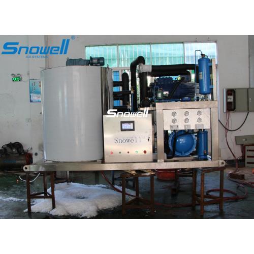 思诺威尔10吨商用片冰机