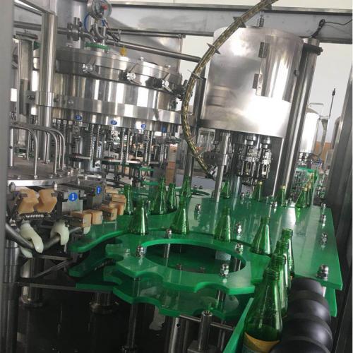 全自動碳酸飲料生產線設備