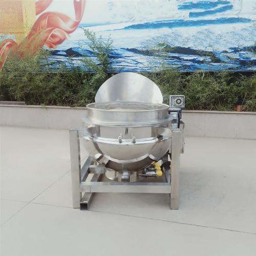 商用電加熱油炸 漂燙自動翻框鍋
