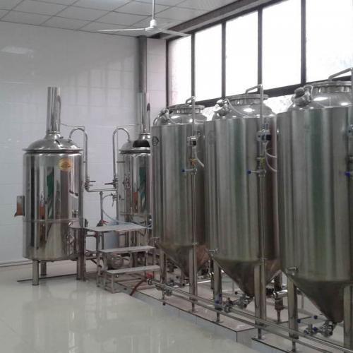精釀啤酒設備,中小型精釀啤酒廠解決方案