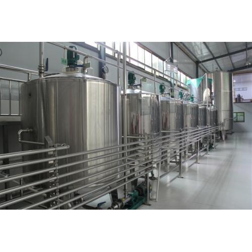 大枣醋自动化生产线
