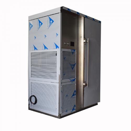 加强款单门推车式速冻柜 食品冷冻柜 海鲜速冻机