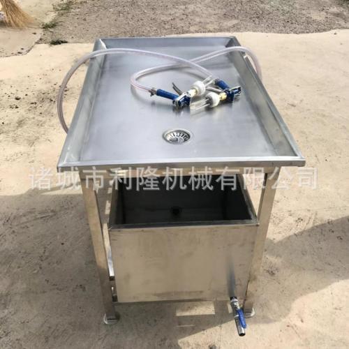 帶骨肉類鹽水注射機 不銹鋼商用五花肉注水機