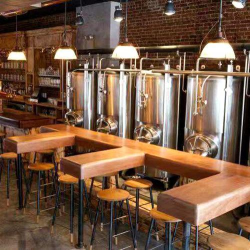 酒馆鲜酿啤酒设备