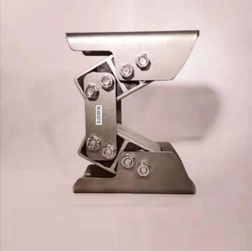 304不锈钢橡胶弹性振动支撑