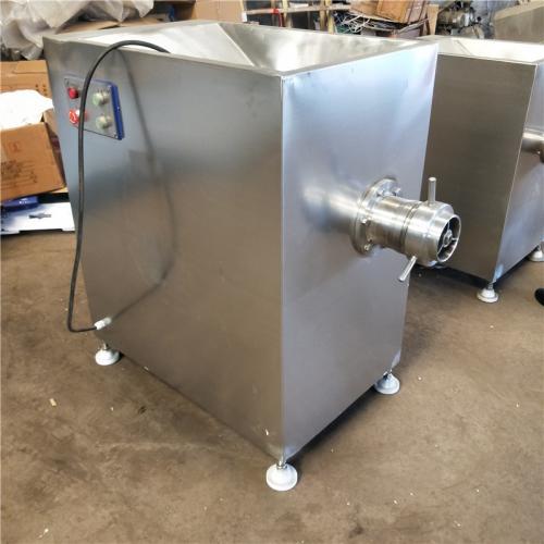 不锈钢120型绞肉机 猪肉绞切机