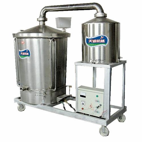 小型燃气蒸酒机 家用电气两用蒸酒机